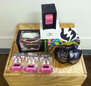 B4BC Raffle Prizes